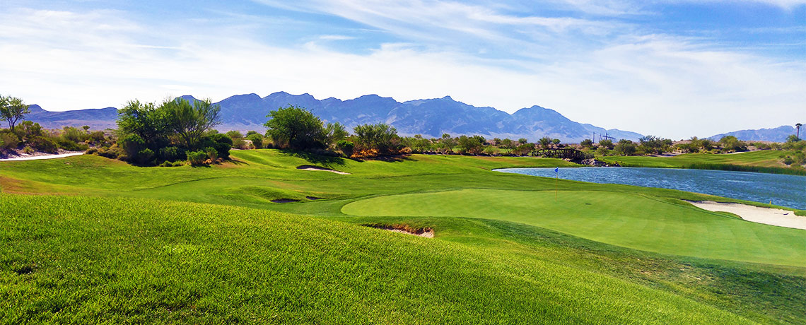 Coyote Springs Master-Planned Community